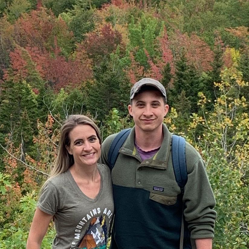 Amanda and Kevin